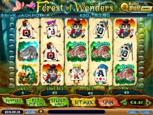 forest 300x225 Video slots: the choice of new generation!