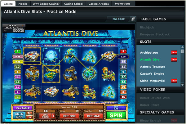 download online casino slot book